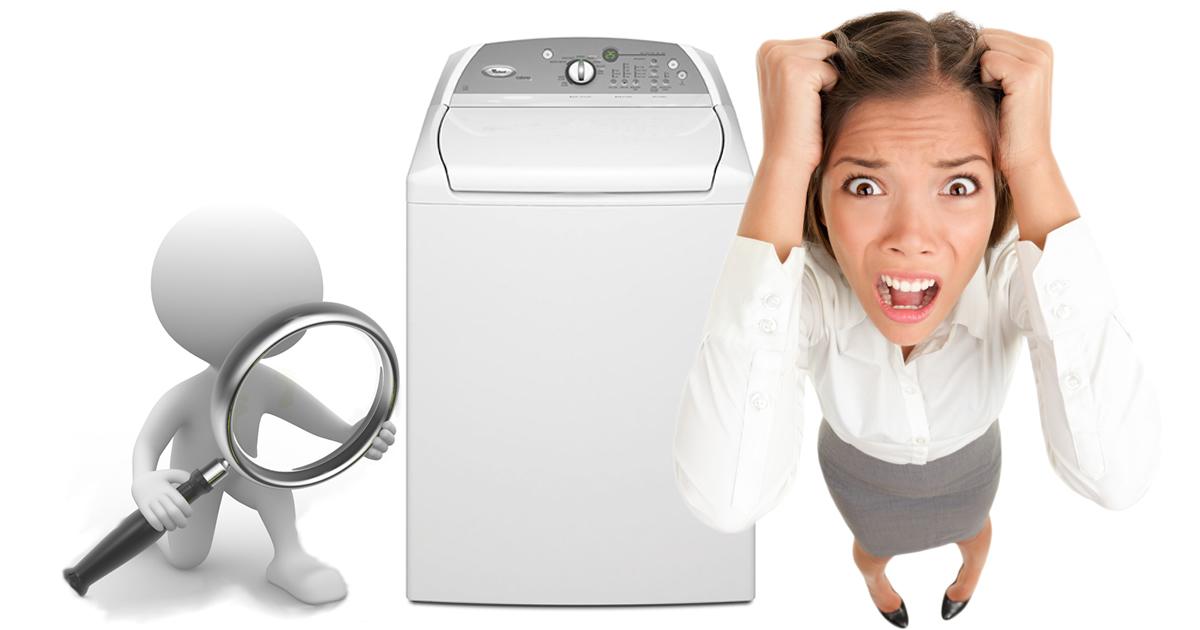 whirlpool cabrio washing machine repair