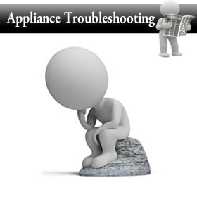 Appliance Troubleshooting and Repair Help
