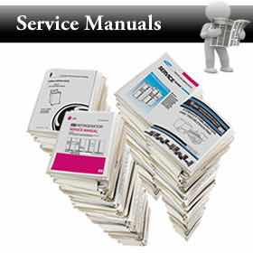 Appliance Repair Service Manuals