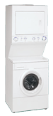 frigidaire laundry center