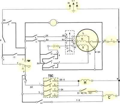 Understanding Wire Diagrams ApplianceAssistant.com