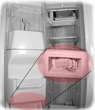 Ice Dispenser Motor