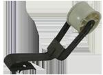 dryer belt pulley