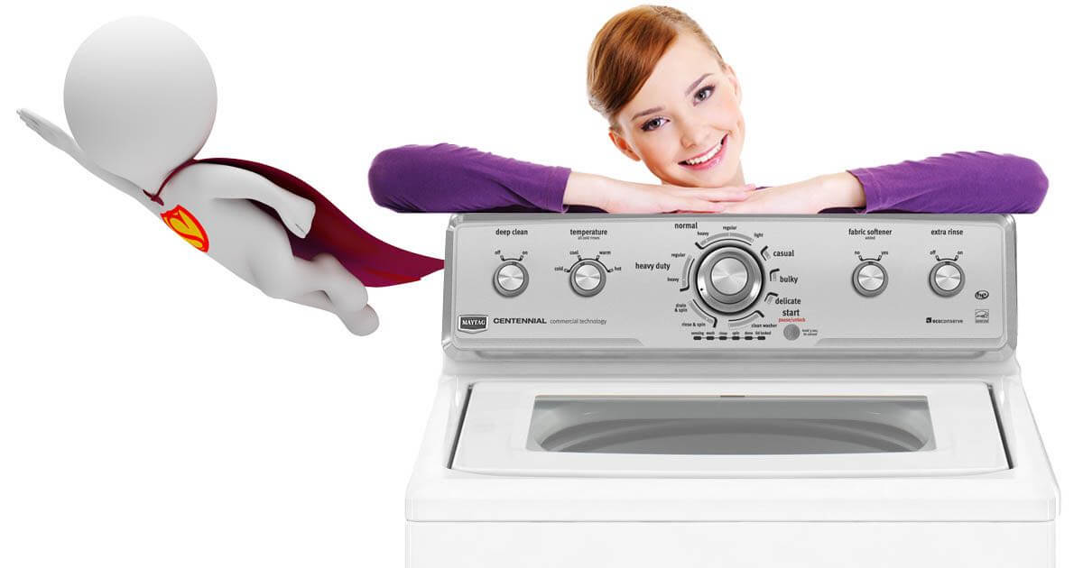 Maytag Centennial Washing Machine Repair