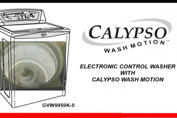Whirlpool Calypso Washer Repair Guide