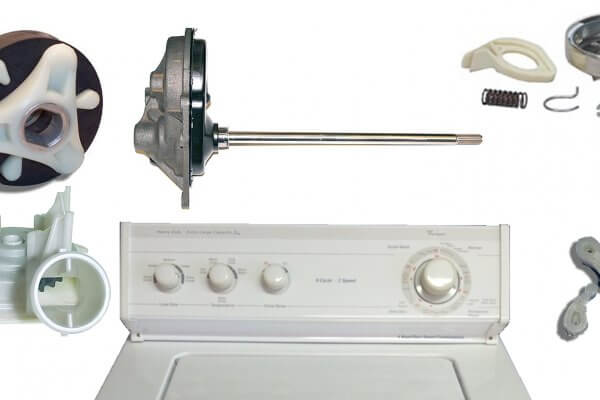 Direct Drive Washer Repair