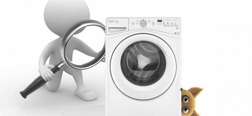 Duet Washer Repair