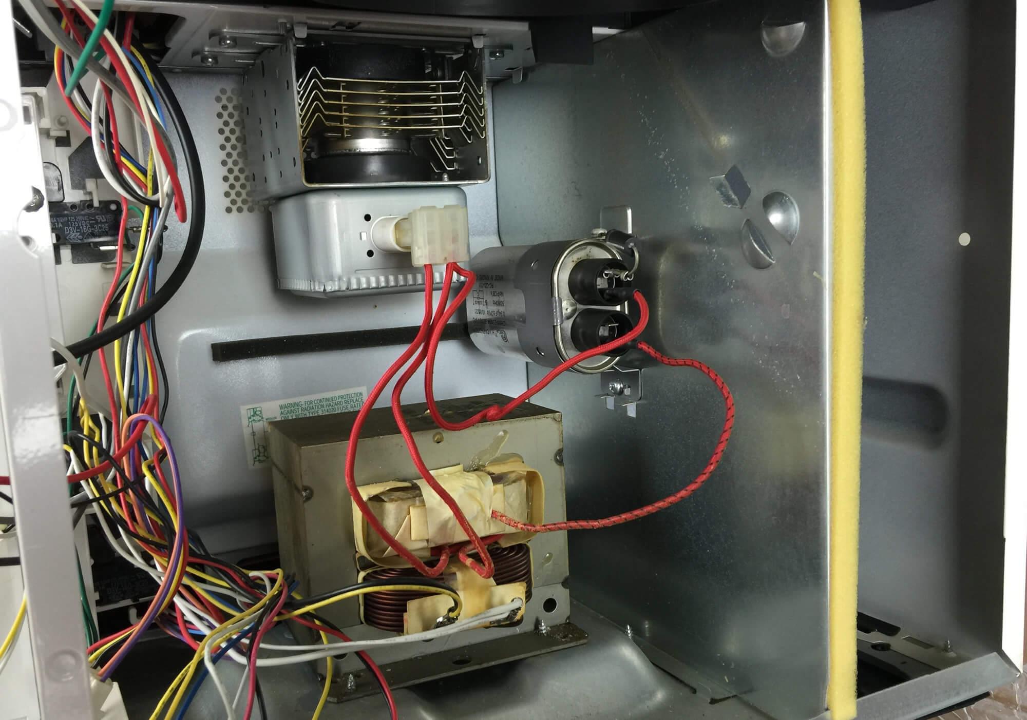 How Microwaves Work