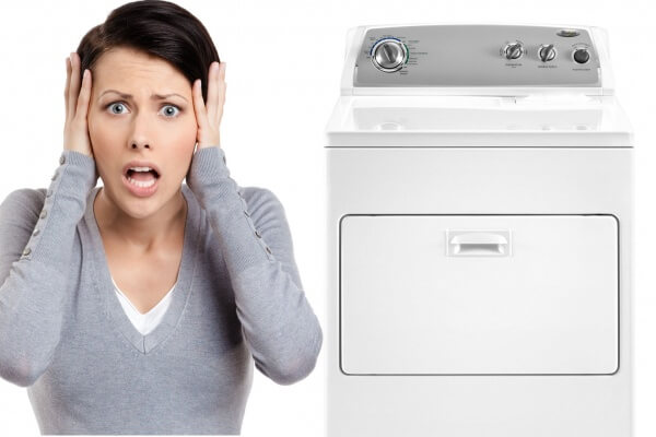 Dryer Problem Sounds