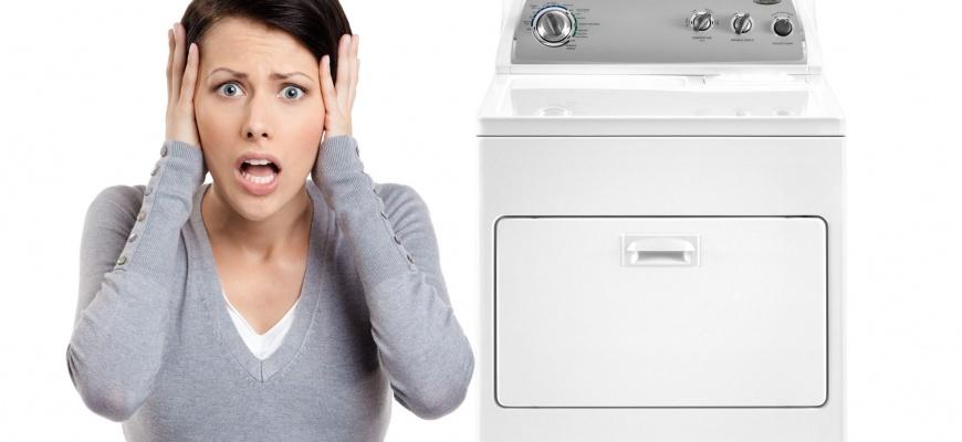 dryer repair noise