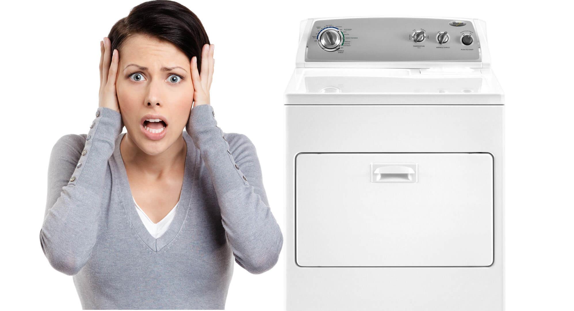 Dryer Problem Sounds - ApplianceAssistant com